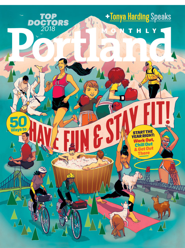 pdx monthly top doc magazine cover