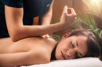 Deep Tissue Massage Portland